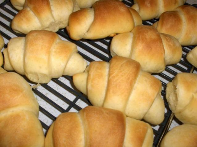 Homemade Rolls!