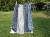 Calico Skirt